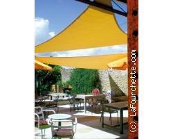 Restaurant le jardin en ville carcassonne cuisine fran aise for Restaurant le jardin en ville