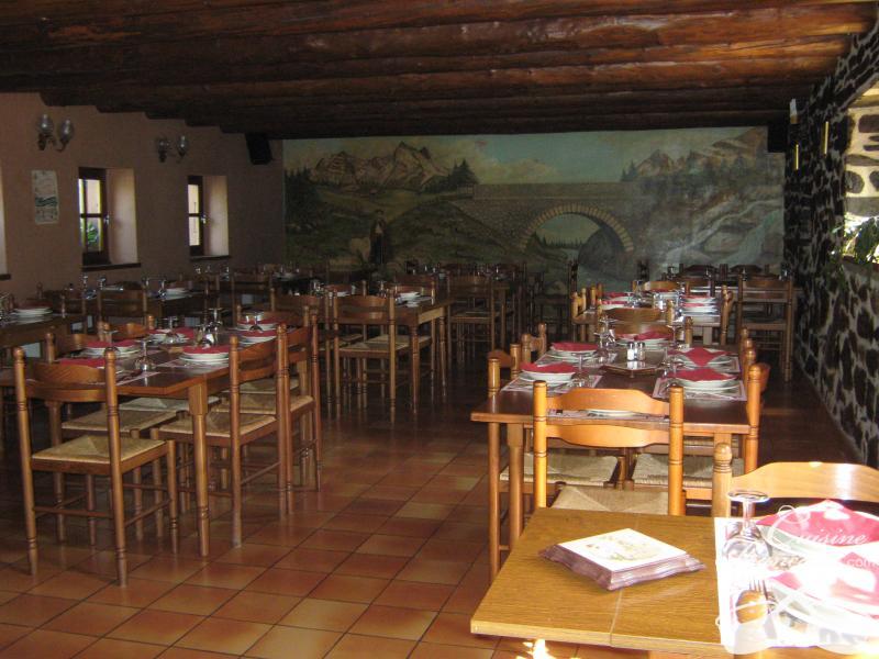 Restaurant chez lulu saint lary soulan cuisine fran aise - Restaurant la grange saint lary ...