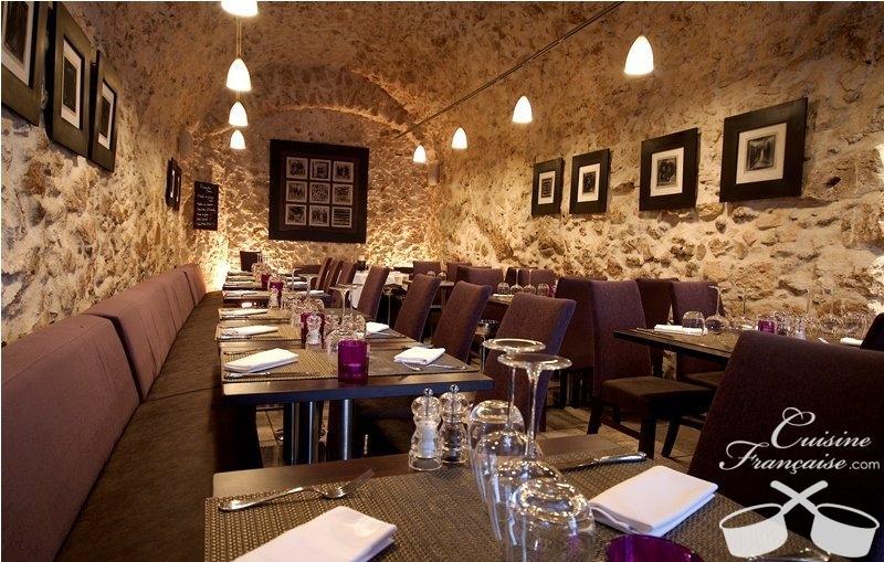 Restaurant l 39 enoteca antibes juan les pins cuisine fran aise for Restaurant le jardin a antibes