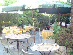 Restaurant le jardin d alexandra antibes juan les pins for Restaurant jardin antibes