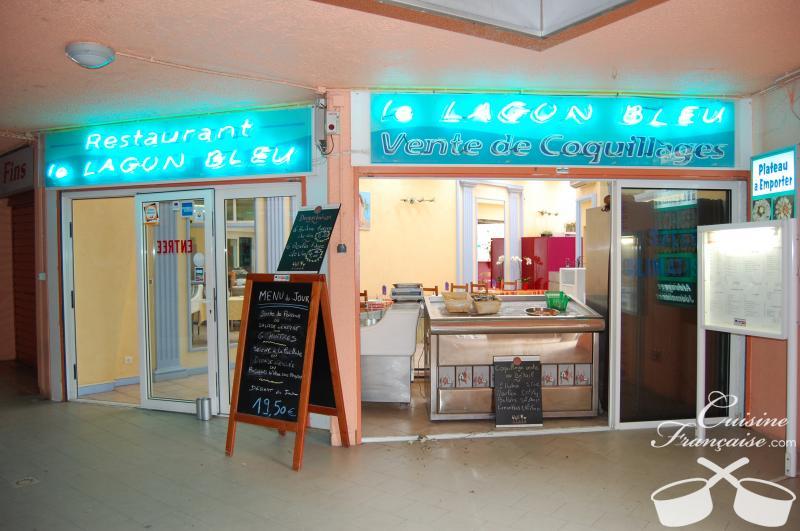Restaurant le lagon bleu cap d 39 agde cuisine fran aise - Inscription cap cuisine ...