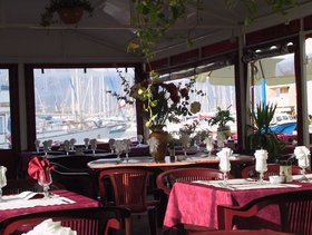 LA RADE Restaurant Port de Bormes