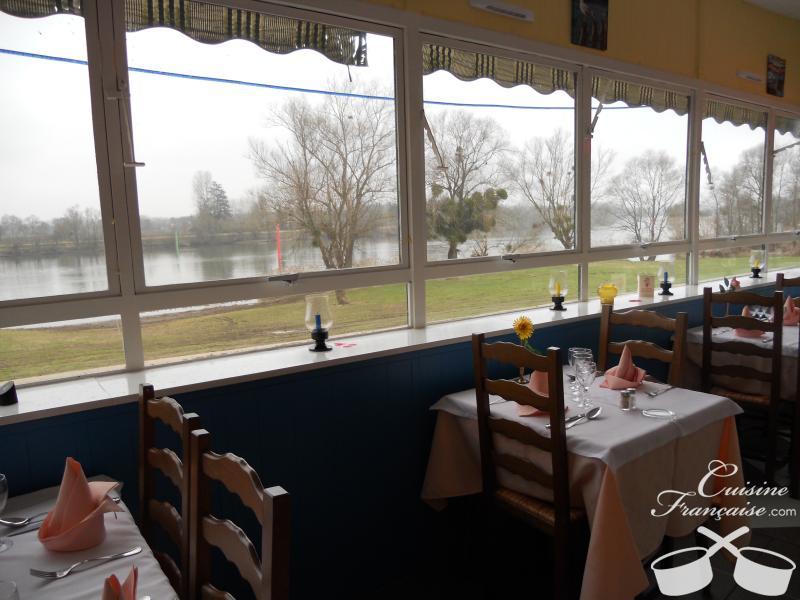 Restaurant Bord De Saone Saint Georges