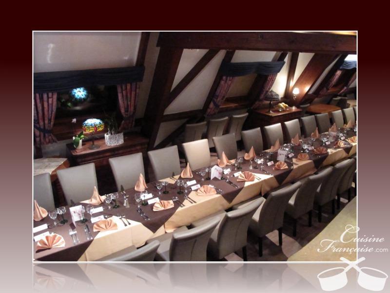 Restaurant saint exup ry haguenau cuisine fran aise for Restaurant haguenau