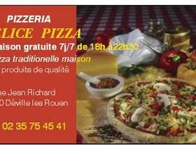 Restaurant d lice pizza d ville l s rouen cuisine fran aise - Cuisine et cuisine deville les rouen ...