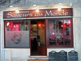 restaurant saveurs du monde sceaux cuisine fran aise. Black Bedroom Furniture Sets. Home Design Ideas