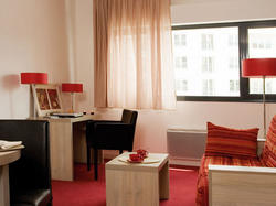 R sidence appart 39 city confort paris villejuif ex park for Residence appart hotel paris
